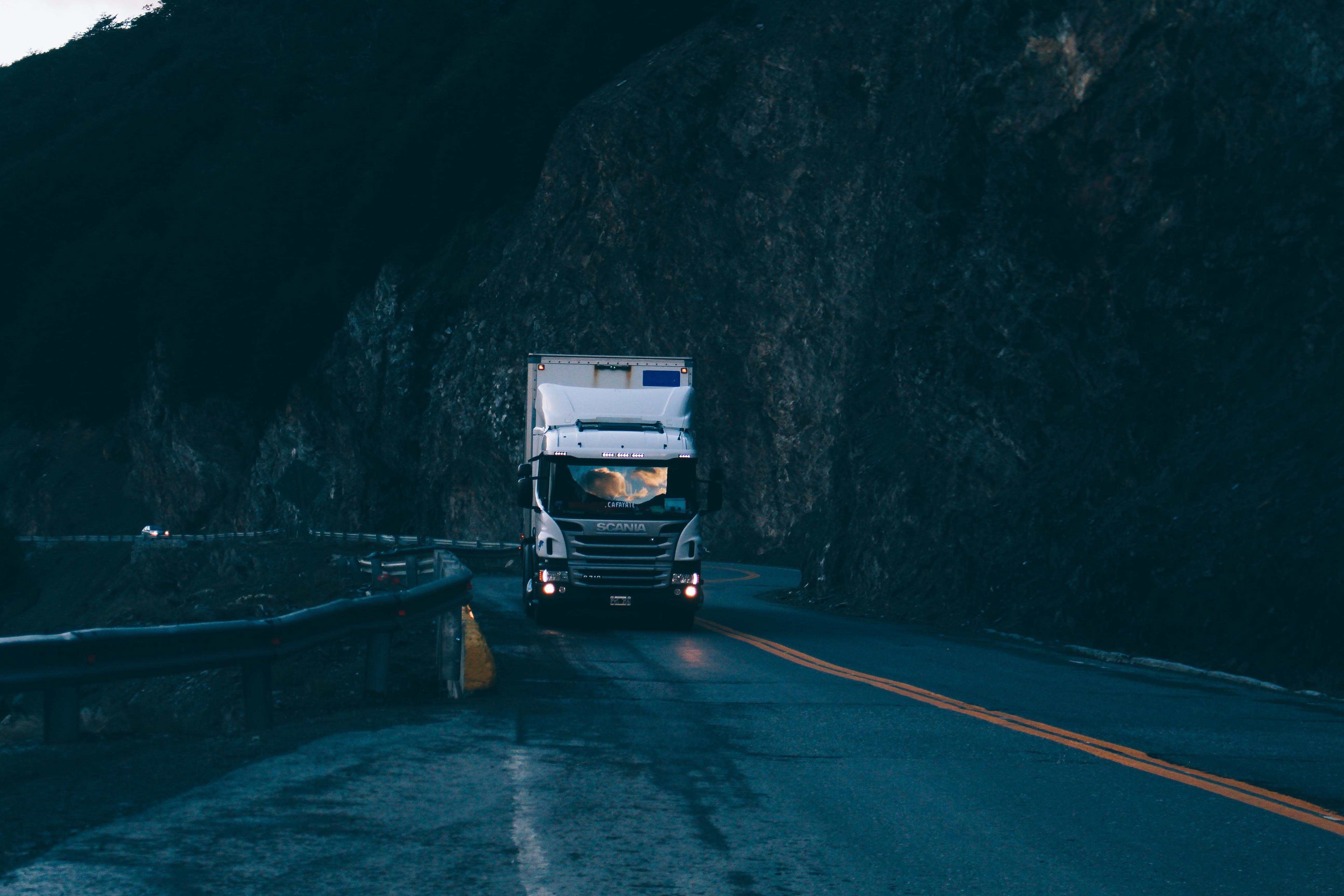 geolocalisation de camions